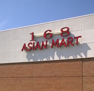 168 Asian Mart in Madison heights