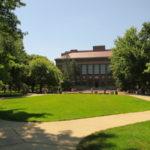 ミシガン大学を散策