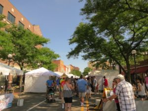 artfair 2016 in Ann Arbor