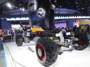 LEGOでできた車