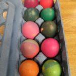 カラフルなEaster egg