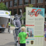 Art Fair 2017 in Ann Arbor