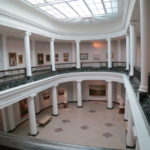 ミシガン大学の美術館へ