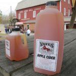 秋はcider millの季節:Yates Cider Millへ