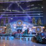 デトロイトダウンタウンのクリスマスイルミネーション(1)