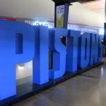 NBA観戦: デトロイト・ピストンズ vs ニューヨーク・ニックス